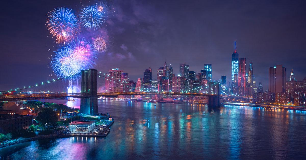 New Year's Eve: Mon reveillon du jour de l'an à NewYork